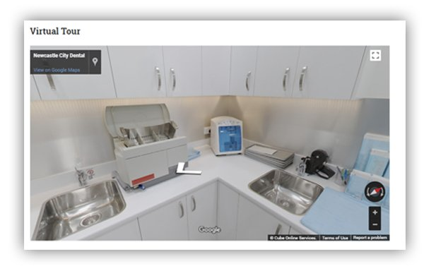 Necastle-City-Dental-Virtual-Tour