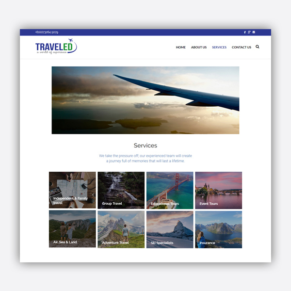 Travled-Services-Page