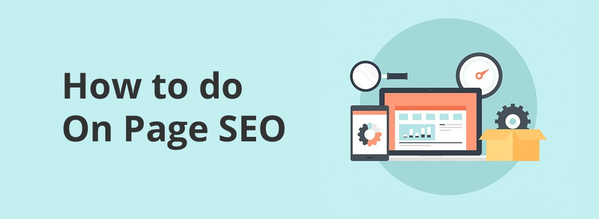 How-to-do-on-page-SEO