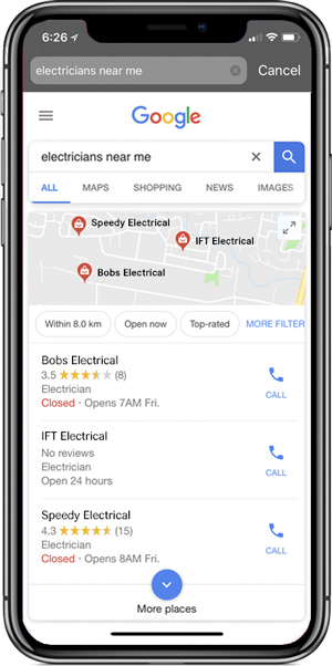iPhone-SEO-Image-Search-results2