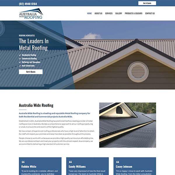 Roofing Newcastle