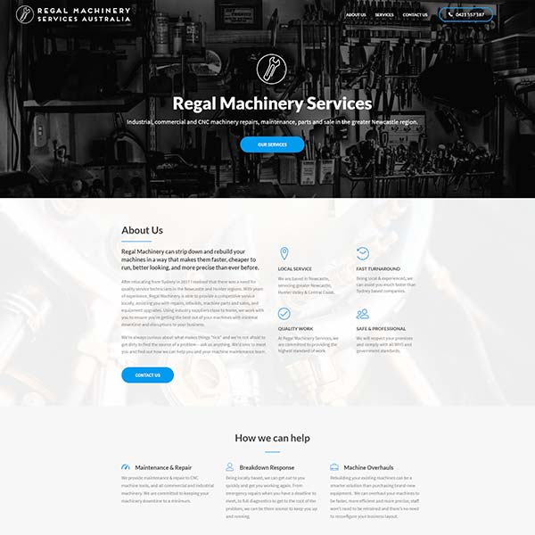 Regal-Machinery-Screenshot